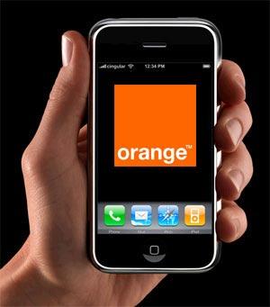 Orange móviles